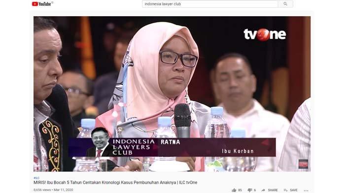 Ratna Sempat Kira Anaknya Hilang karena Ikut Ondel-ondel, Ibu Pelaku Ucap Pengakuan : Bajunya Basah