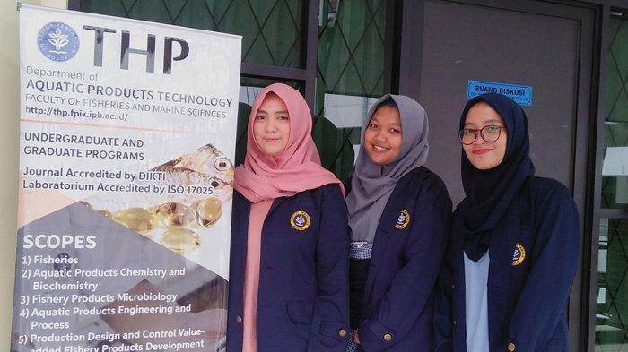 Mahasiswa IPB Ciptakan Lebel Pangan Masa Depan Berbasis DNA Barcodes