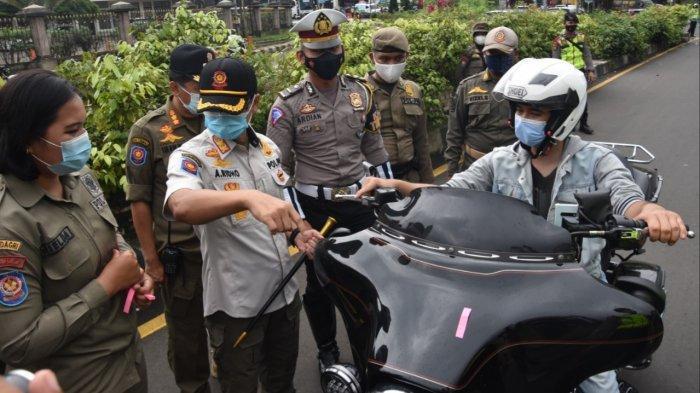 Sebanyak 1.000 Kendaraan Diputar Balik di Puncak Bogor Selama Libur Imlek, Termasuk 10 Moge