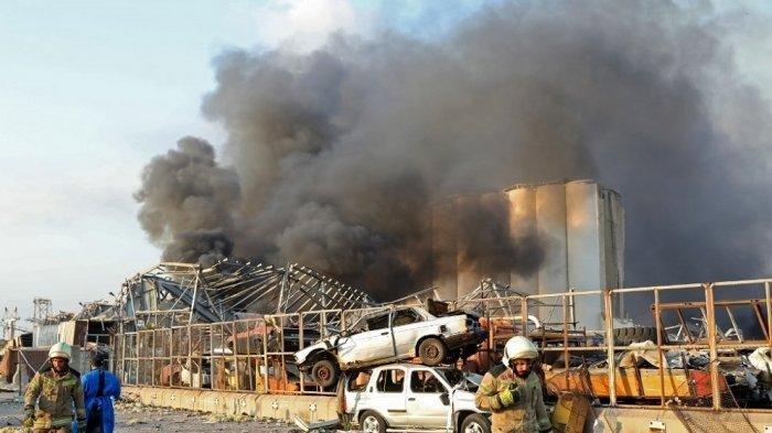 Pengakuan Saksi Mata soal Ledakan Lebanon, Sebut Mirip 'Kiamat': Saya Tidak Pernah Setakut Ini