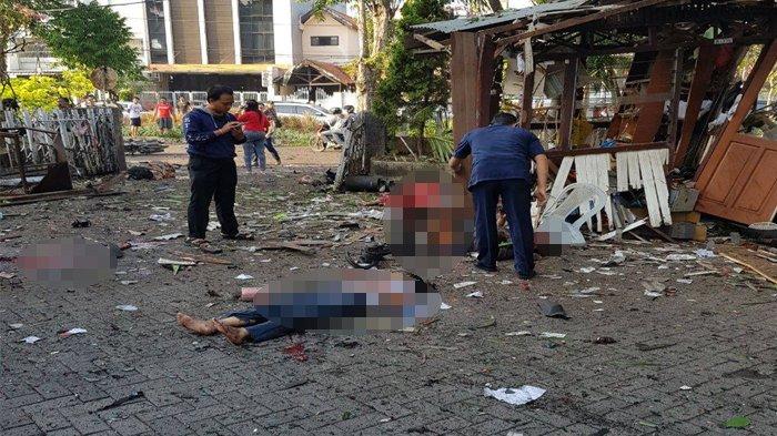 Ngeri! Mantan Teroris Bocorkan Pesan Rahasia Dibalik Bom Bunuh Diri Surabaya Oleh Wanita dan Anaknya