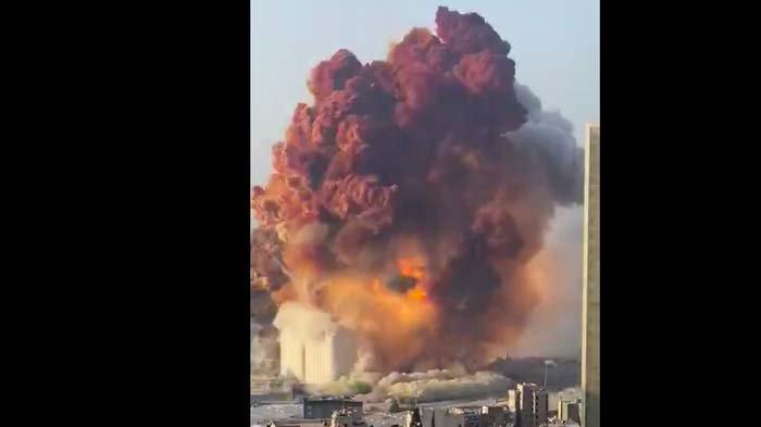 Ledakan Lebanon Disebabkan Karena Amonium Nitrat, Kok Bisa? Intip Bahayanya Bisa Setara Bom