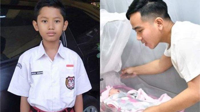 Viral ! Lahir di RS dan Dokter Sama, Ini Sosok Lembah Manah, Bocah Bernama Mirip dengan Cucu Jokowi