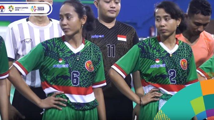 Kisah Lena Leni; Atlet Kembar Sepak Takraw Indonesia, Jadi Pemulung dan Pernah Dicurangi di Malaysia