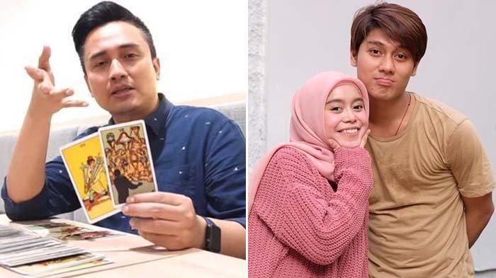 Sindir Ramalan Mbak You soal Settingan, Denny Darko Sebut Rizky Billar Menikah 2021 : Dengan Lesty?