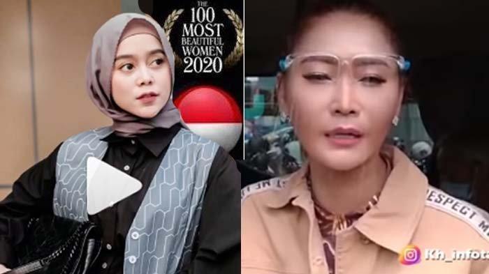 Lesty Dibuat Malu, Jadi Wanita Tercantik di Dunia Ternyata Palsu, Inul Bereaksi: Pasti Netizen Julid