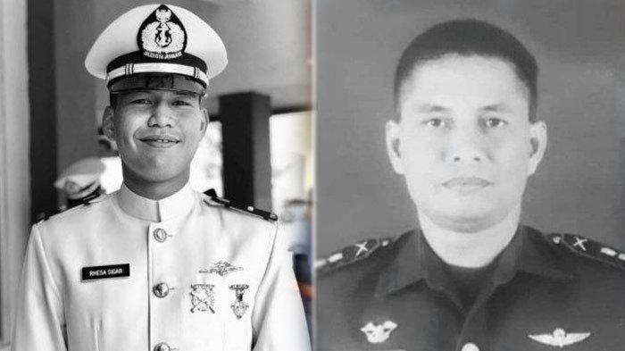 Sosok Letda Resha Sigar, Keponakan Prabowo yang Gugur di KRI Nanggala, Ayah Wafat saat Usia 3 Tahun