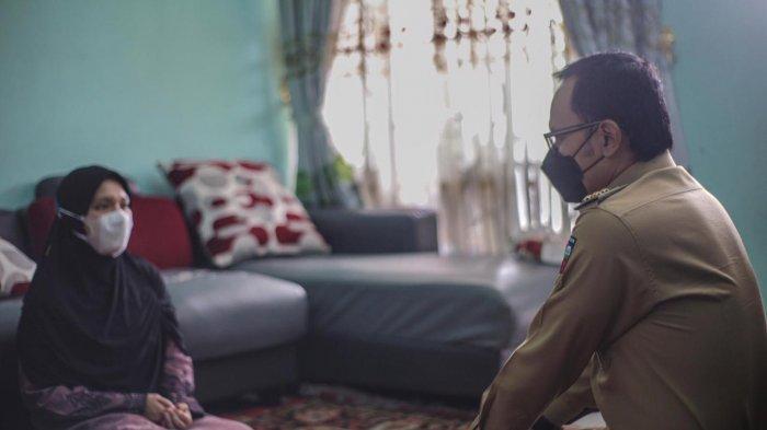 Bertemu Bima Arya, Istri Letkol Laut Irfan Suri Ungkap Pesan Terakhir Suami : Rencana Cuma Seminggu