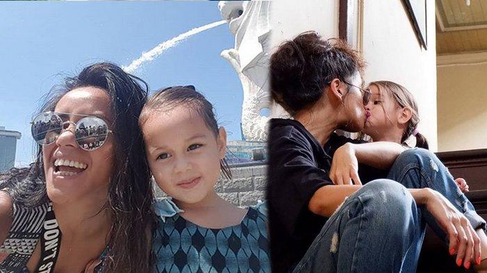 Jubaedah Anak Lia Waode Tuai Sorotan, Wajahnya Bule Banget, Berikut Foto-foto Gemasnya!