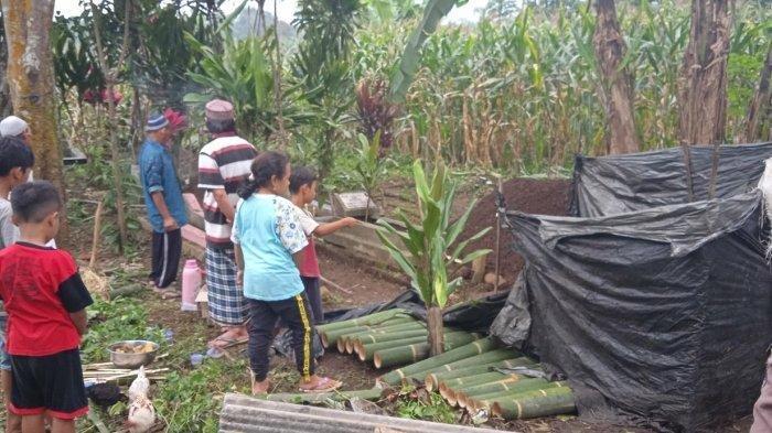 FAKTA Baru Wanita Tewas Tertancap Bambu, Ibunda Histeris, Penyebab Kematian Korban Terungkap