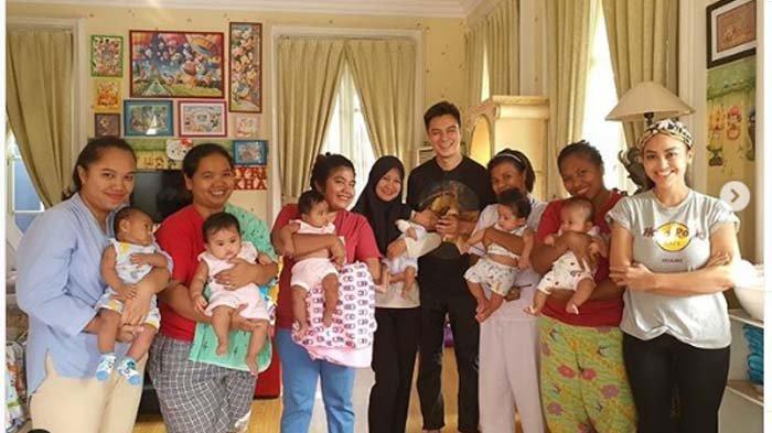 Lihat Banyak Bayi di Rumah Mewah, Baim Wong Syok Mengetahui Kisah Pilunya: Kurang Ajar Banget