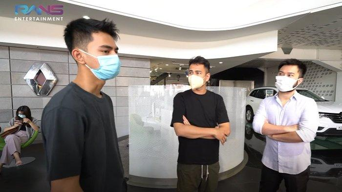 Lihat Dimas dirayu beli mobil sport, <a href='https://manado.tribunnews.com/tag/raffi-ahmad' title='RaffiAhmad'>RaffiAhmad</a> langsung bereaksi tegas.