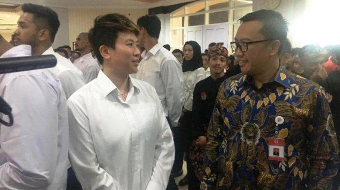 Atlet Penerima SK CPNS Dilarang Tonjolkan Sikap Politik, Menpora: Kita Harus Netral