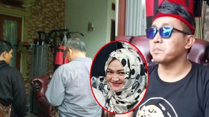 Rumah Lina Diperiksa Polisi Selama Dua Jam, Teddy Ikut Mendampingi, Tiga Barang Dibawa Aparat
