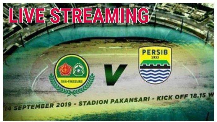 Live Streaming PS Tira Persikabo vs Persib Bandung, Vidio Indosiar Siaran Langsung 18.30 WIB