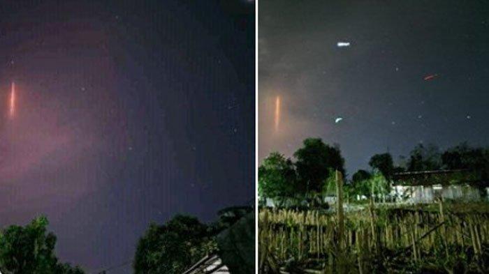 Penjelasan Ahli Soal Lintang Kemukus di Langit Tuban, Benarkah Pertanda Pagebluk Hilang ?