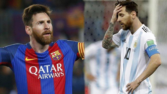 Seharusnya Lionel Messi yang Jadi Pemenang Ballon d'Or pada 2018