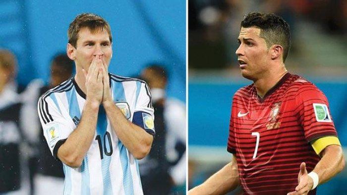 Pernikahan 16 Tahun Hancur Karena Lionel Messi dan Cristiano Ronaldo, Suami Kesal Istri Hina Messi