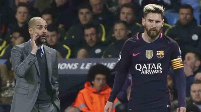 2 Hal Ini Bisa Jadi Pertimbangan Messi Gabung Manchester City Jika Pindah dari Barcelona