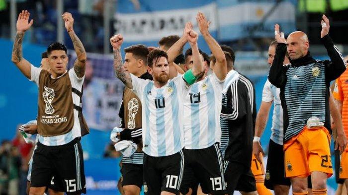 Prediksi Pertandingan Piala Dunia 2018, Perancis vs Argentina