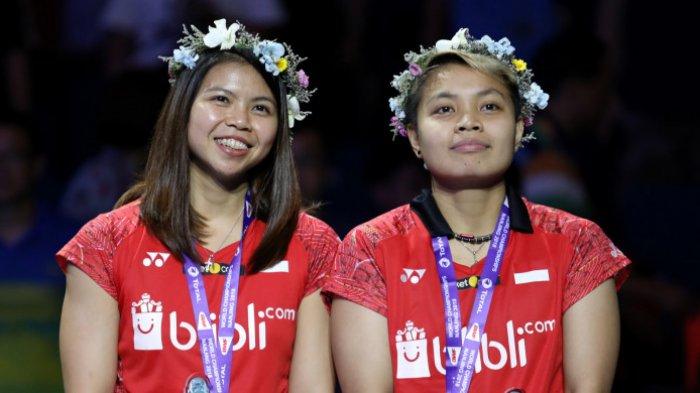 Jadwal Bulutangkis Olimpiade 2021 Hari Ini, Laga Penentuan Greysia/Apriyani dan Ginting Raih Medali