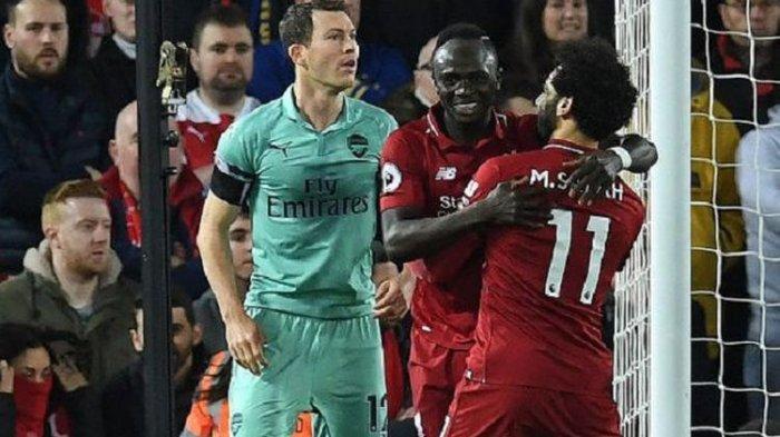 Nonton Live Streaming Arsenal Vs Liverpool, Malam Ini Pukul 22.30 WIB
