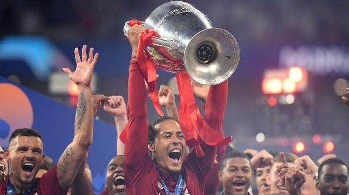 Dipermalukan Tottenham di Markas Sendiri, Liverpool Kena Kutukan Juara Bertahan Liga Champions?