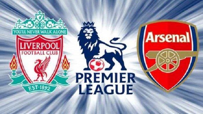 Link Live Streaming Liverpool vs Arsenal Malam Ini, Adu Gengsi Rebut Posisi Klasemen Liga Inggris