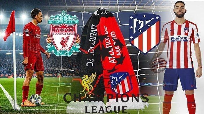 Jadwal Liga Champions Malam Ini dan Besok: Leipzig vs Tottenham, Hidup Mati Liverpool vs Atletico