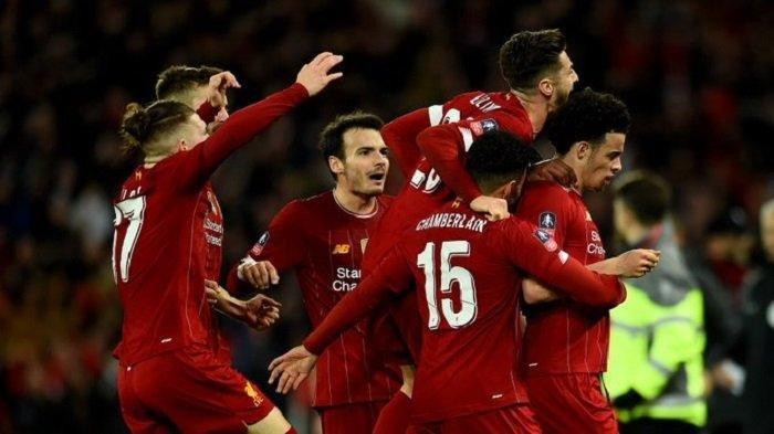 Hasil Liga Inggris - Liverpool Meraih Poin Penuh di Kandang West Ham United