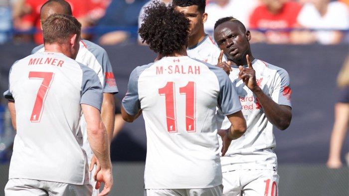 Klasemen Liga Inggris - Taklukan Bournemouth 4-0, Liverpool Rajai Liga Inggris