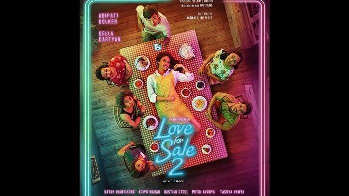 Sinopsis Film Tayang Hari Ini : Love For Sale 2