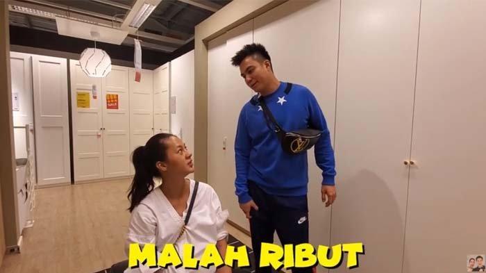 Sambut Kelahiran Anak Pertama Paula Minta Dibelikan Lemari Harga Rp 42 Juta, Begini Reaksi Baim Wong