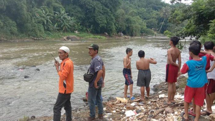 BREAKING NEWS - Bocah di Bogor Tewas Setelah Loncat ke Sungai Cisadane, Sempat Ditegur Warga