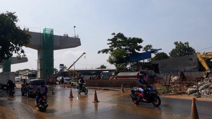 Penyebab Crane Proyek Tol BORR Patah Terungkap