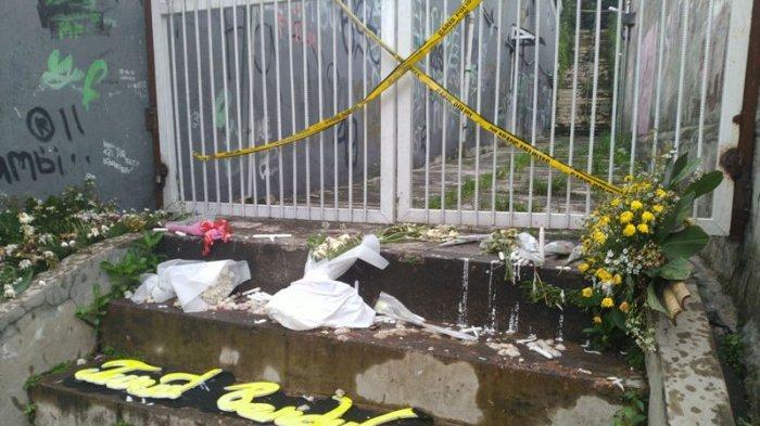 Pelaku Pembunuh Siswi SMK Bogor Belum Tertangkap, Rekan Noven Rutin Taruh Bunga di TKP