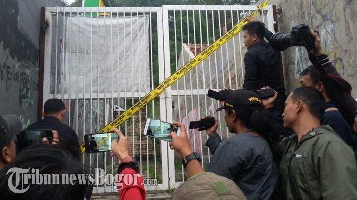 Siswi SMK Tewas Ditusuk di Bogor, Warga Kerap Lihat Terduga Pelaku Mengintai di Lokasi Pembunuhan