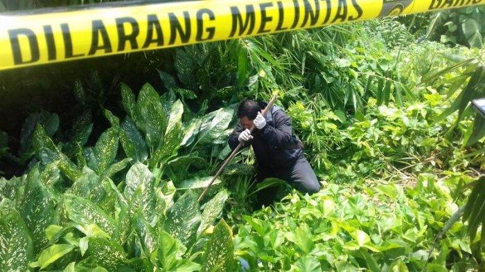 Polisi Selidiki Temuan Mayat yang sudah Membusuk di Cilebut Bogor