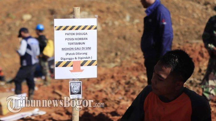 Tim Evakuasi Temukan 9 Jenazah, Korban Tewas Longsor Cisolok Sukabumi Bertambah Jadi 31 Jiwa
