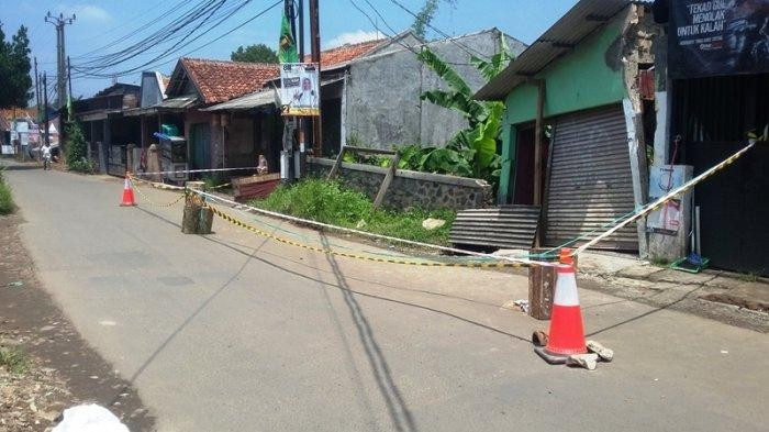 Longsor di Mekarwangi Bogor, Jalur ALternatif Menuju Cilebut Tak Bisa Dilalui Mobil