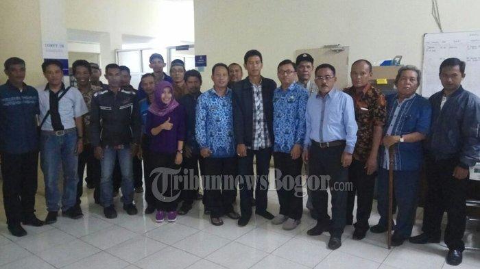Sempat Kontroversi, Pengurus LPM Bogor Selatan Akhirnya Terbentuk