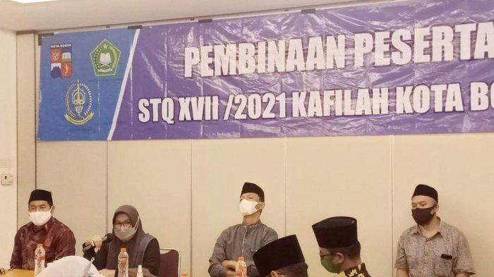 Pertahankan Predikat Juara, LPTQ Kota Bogor Gelar Pembinaan Qori-Qoriah