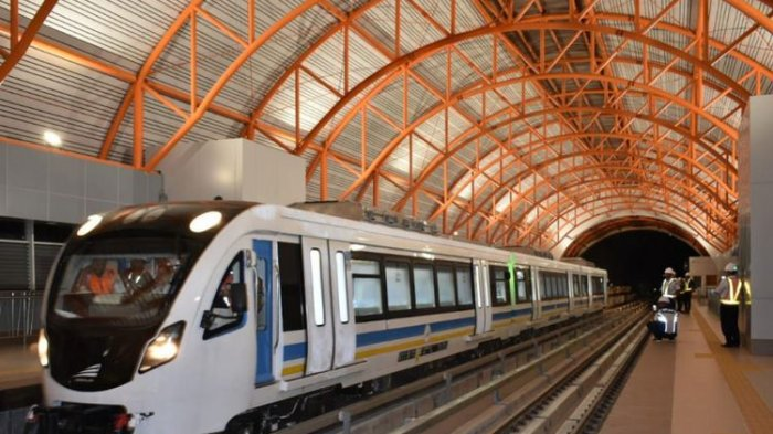 Jalur LRT Diusulkan Sampai ke Puncak Bogor, Dinilai Bisa Pangkas Kemacetan