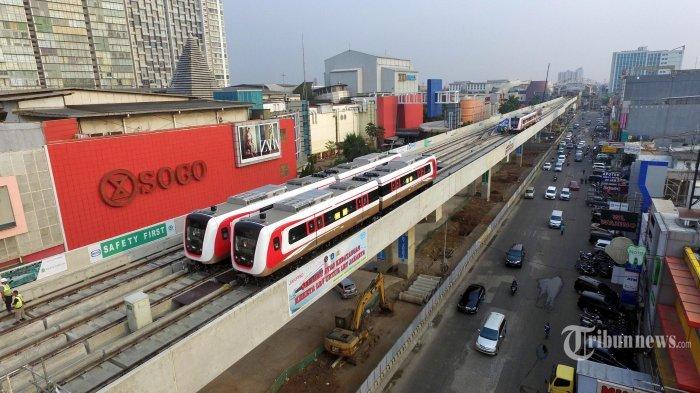 LRT Buka Lowongan Kerja Besar-besaran, Catat Posisi yang Ditawarkan dan Syarat Pendaftaran