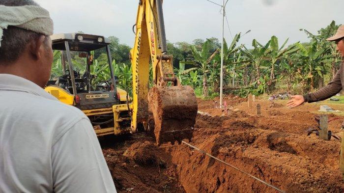 Angka Kematian Akibat Covid Meningkat di Kota Bogor, Alat Berat Dikerahkan untuk Gali Makam Khusus