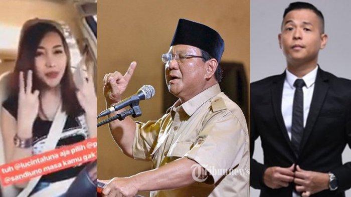 Lucinta Luna Dukung Prabowo karena Tak Marah-marah - Respon Yunarto & Iwa K Kompak,Ernest:Nonton Ini