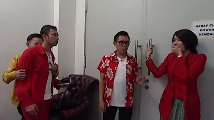 Dibentak dan Diusir Raffi Ahmad, Lucinta Luna Nangis Gertak Balik Ancam Ini: Sumpah Gue Gak Terima!