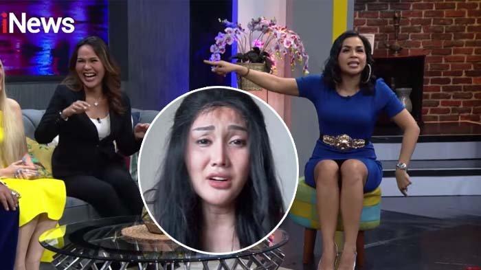 Suruh Lucinta Luna Tak Akui Transgender, Pengakuan Mami Isa Bikin Melaney Geregetan : Serang Dia !