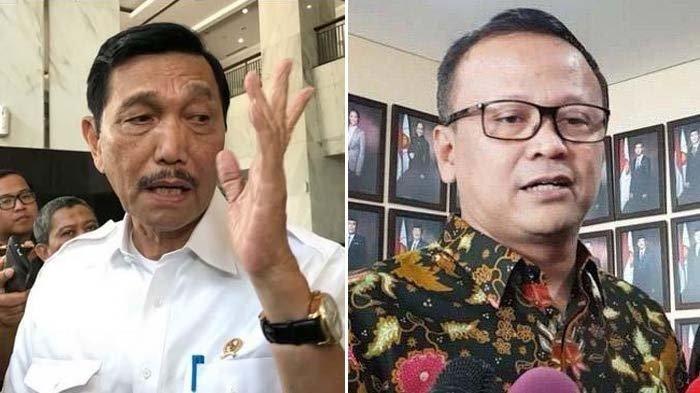 Sejumlah Tokoh Tanggapi Kabar Menteri KKP Edhy Prabowo Ditangkap KPK, Luhut : Kita Ikut Prihatin
