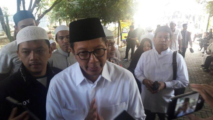 Menteri Agama Lukman Hakim Saifuddin Kenang Dzikir Ustaz Arifin Ilham